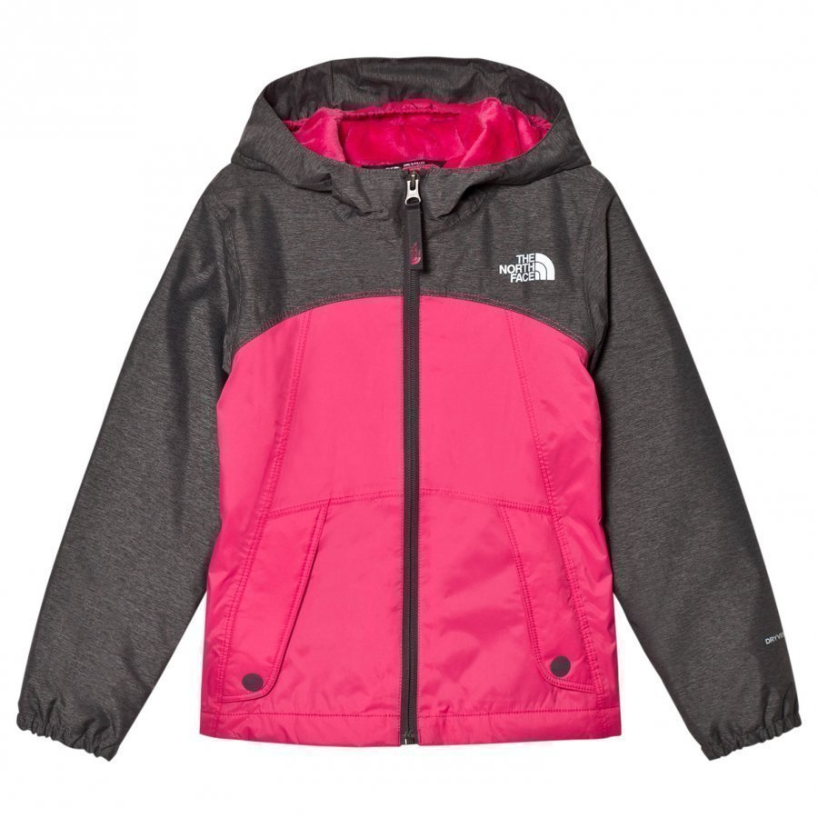 The North Face Pink Warm Storm Jacket Tuulitakki