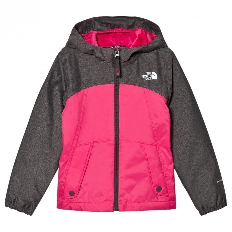 The North Face Pink Warm Storm Jacket Tuulitakki