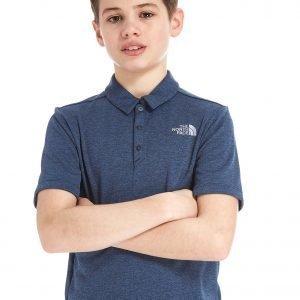 The North Face Poly Polo Shirt Sininen