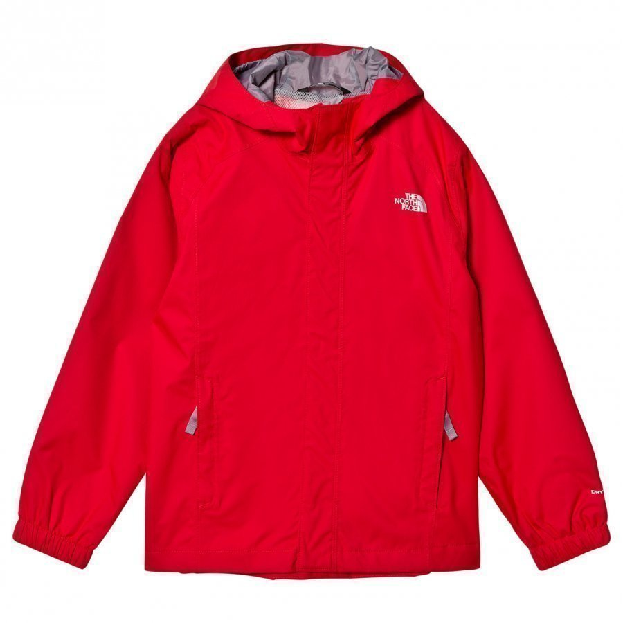 The North Face Red Resolve Reflective Jacket Sadetakki