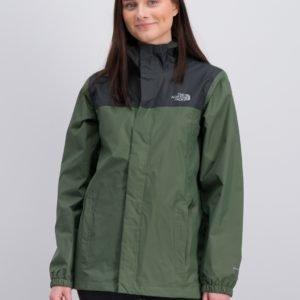 The North Face Resolve Reflective Jacket Takki Vihreä