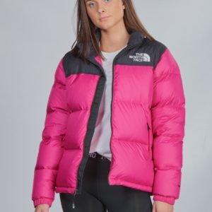 The North Face Retro Nuptse Down Jacket Takki Vaaleanpunainen