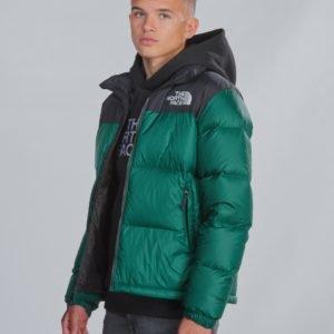 The North Face Retro Nuptse Down Jacket Takki Vihreä