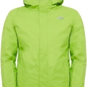 The North Face Takki Snowquest Green
