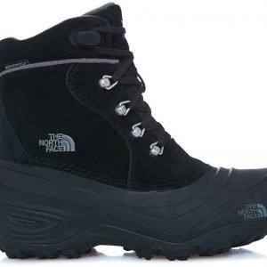 The North Face Talvikengät Chilkat Youth Black