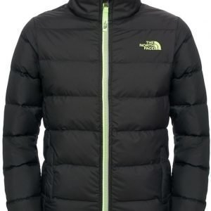 The North Face Talvitakki Andes Black/Saftygn