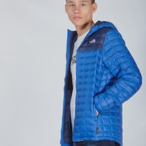 The North Face Thermoball Eco Hoodie Takki Sininen