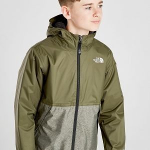 The North Face Warm Storm Jacket Vihreä