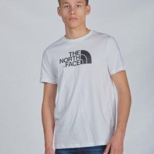 The North Face Y S/S Easy Tee T-Paita Valkoinen