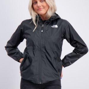 The North Face Zipline Rain Jacket Takki Musta