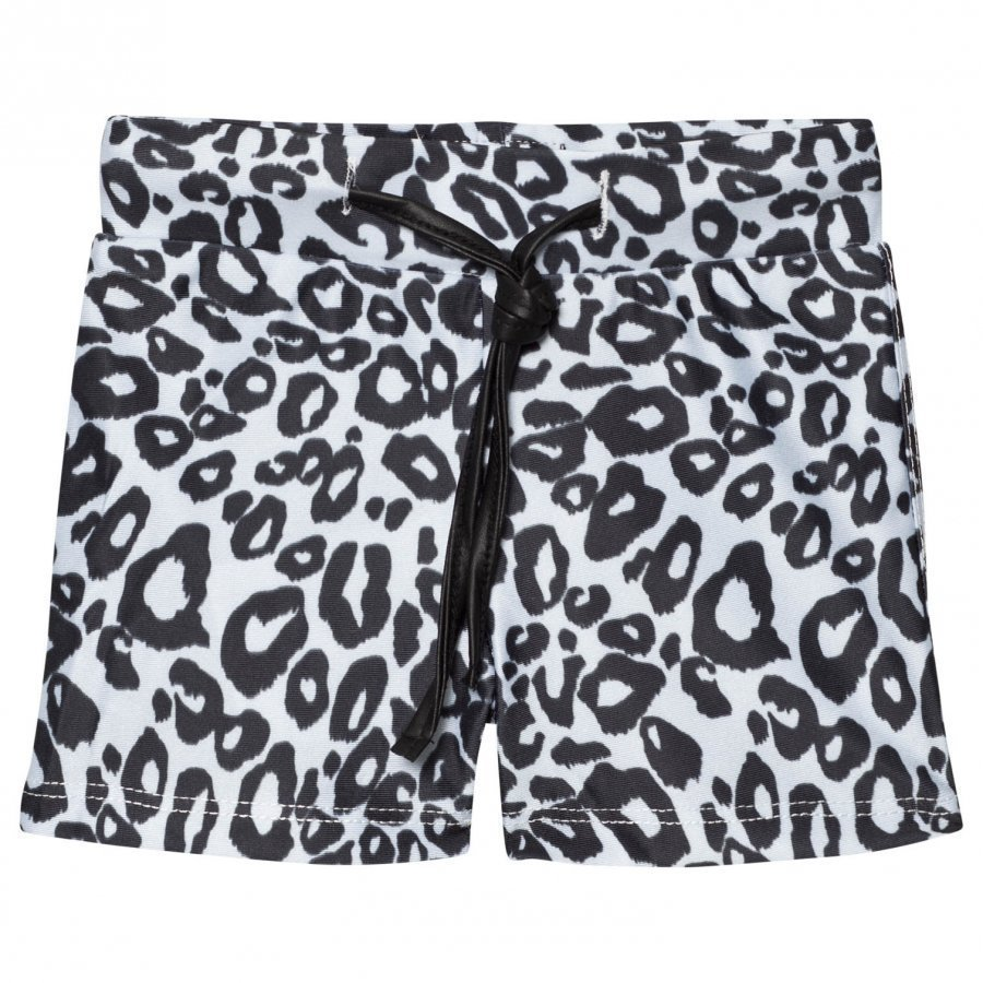 The Tiny Universe Swim Trunks Snow Leopard Uimahousut