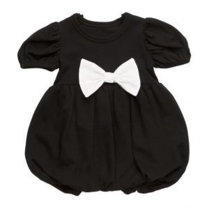 The Tiny Universe Switch Dress Black Medium Ribbon