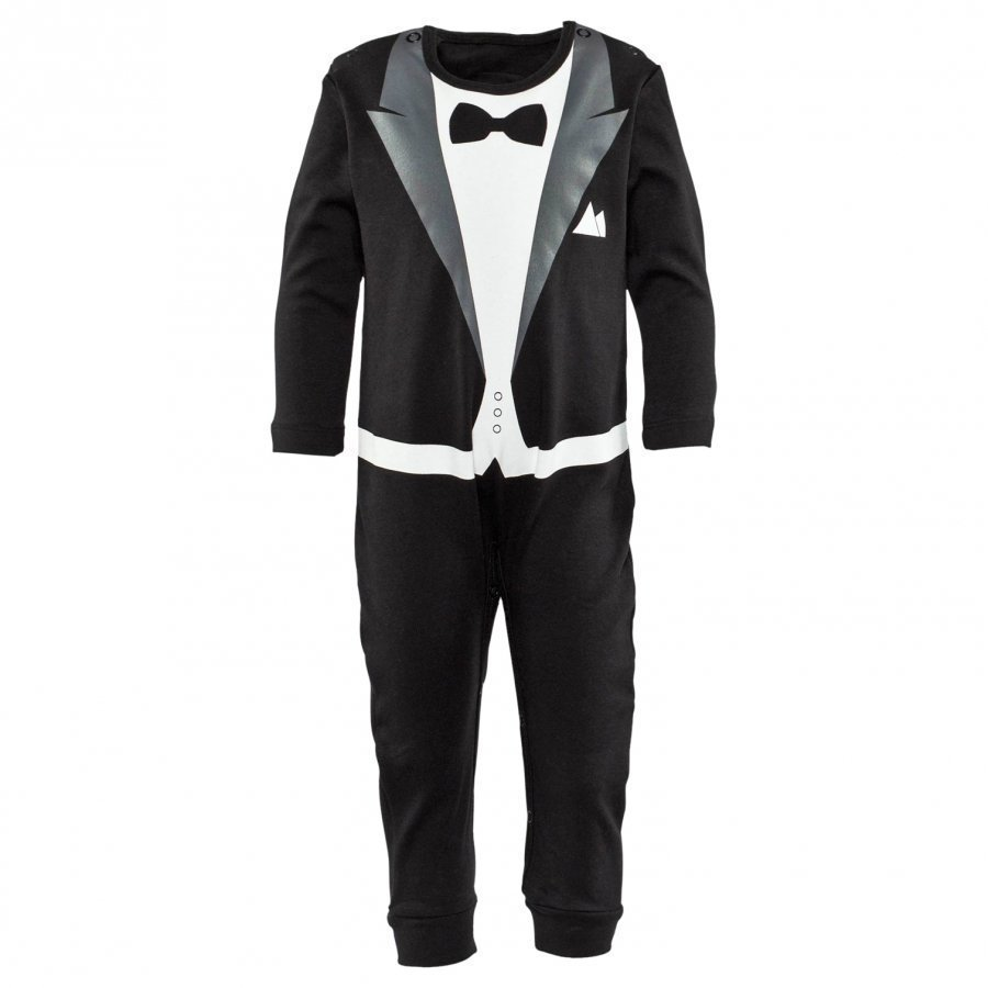 The Tiny Universe The Tiny Tux Romper Body