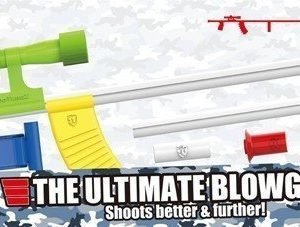 The Ultimate Blowpipe Sniper Set Puhallusputki