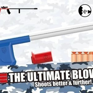 The Ultimate Blowpipe Starter Set Puhallusputki