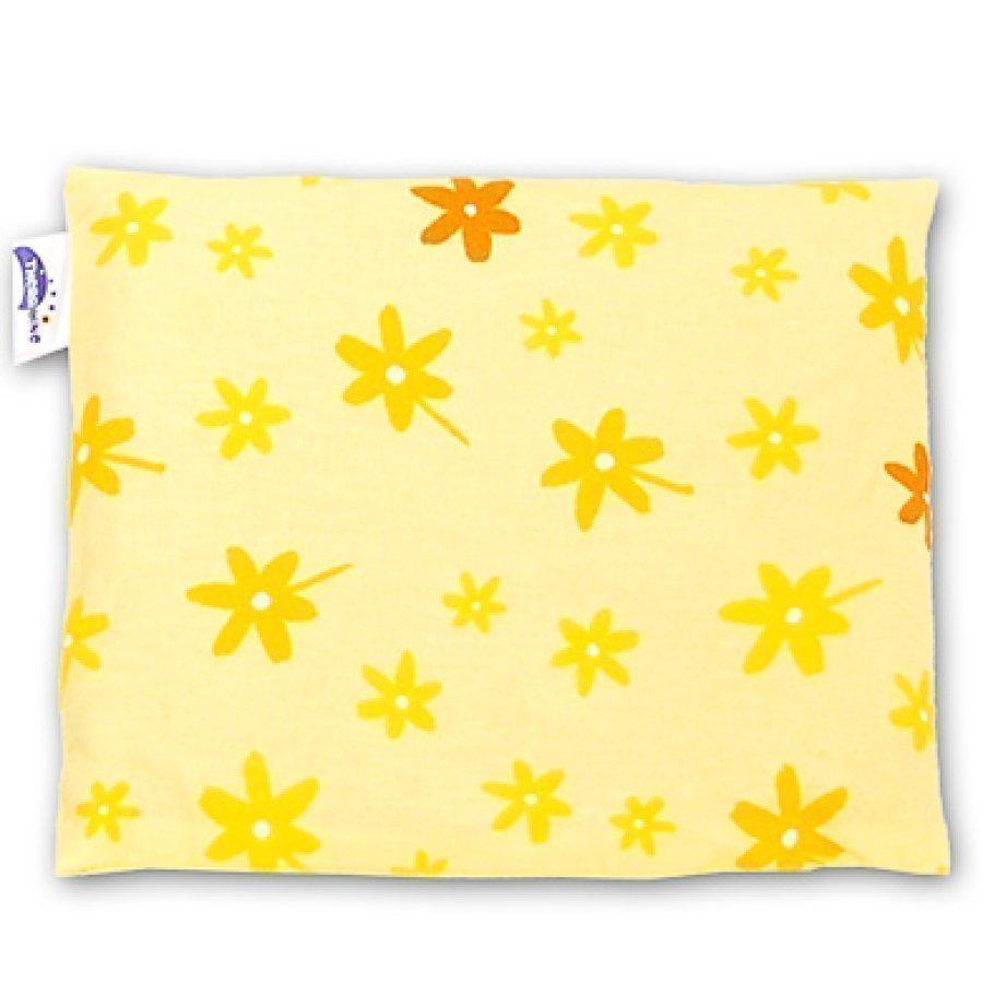 Theraline Lämpötyyny Kirsikankivitäyte 19 X 19 Cm Teema Keltaiset Kukat 41