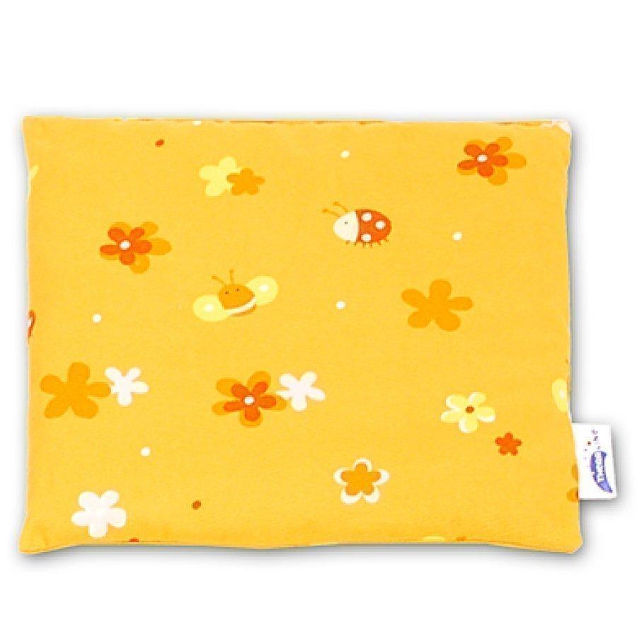 Theraline Lämpötyyny Kirsikankivitäyte 23 X 26 Cm Teema Kukkaniitty Oranssi 86