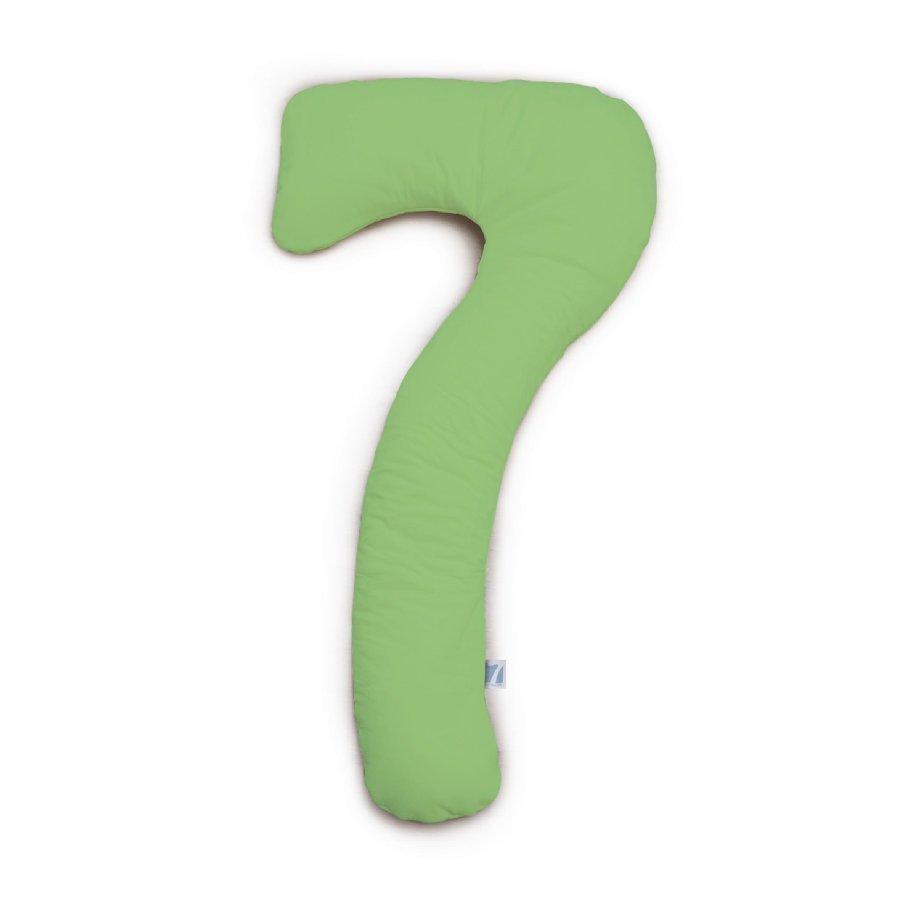Theraline Tyynynpäällinen My7 Kyljellänukkumistyynylle Jersey Limenvihreä