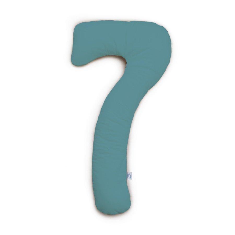 Theraline Tyynynpäällinen My7 Kyljellänukkumistyynylle Jersey Savun Sininen