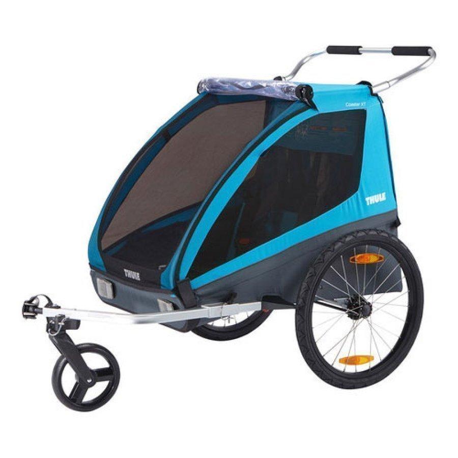 Thule Coaster Xt Polkupyörän Peräkärry Sininen