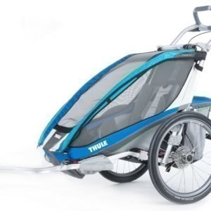 Thule Multirattaat Chariot CX1 Blue