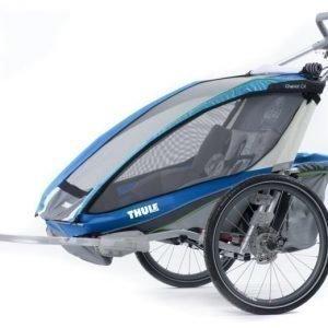 Thule Multirattaat kahdelle lapselle Chariot CX2 Blue
