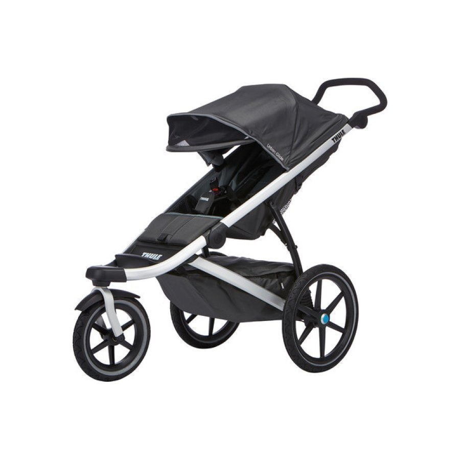 Thule Urban Glide Dark Shadow Juoksurattaat