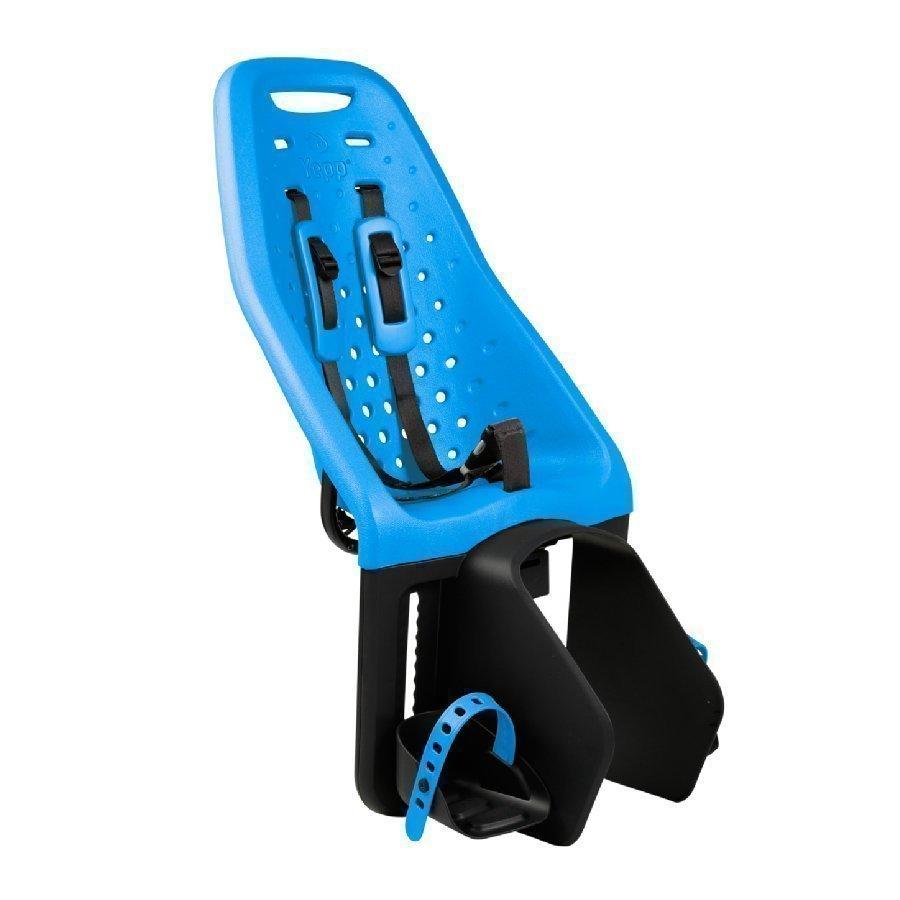 Thule Yepp Maxi Easy Fit Polkupyörän Lastenistuin Sininen