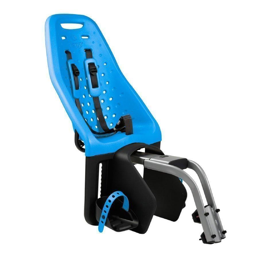 Thule Yepp Maxi Seat Post Polkupyörän Lastenistuin Sininen