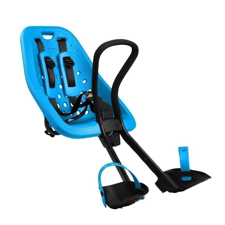 Thule Yepp Mini Polkupyörän Lastenistuin Sininen