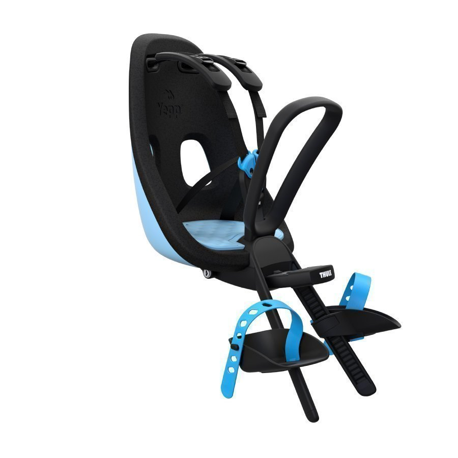 Thule Yepp Nexxt Mini Polkupyörän Lastenistuin Sininen