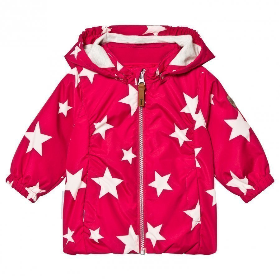 Ticket To Heaven Jacket Althea Rose Red Kuoritakki
