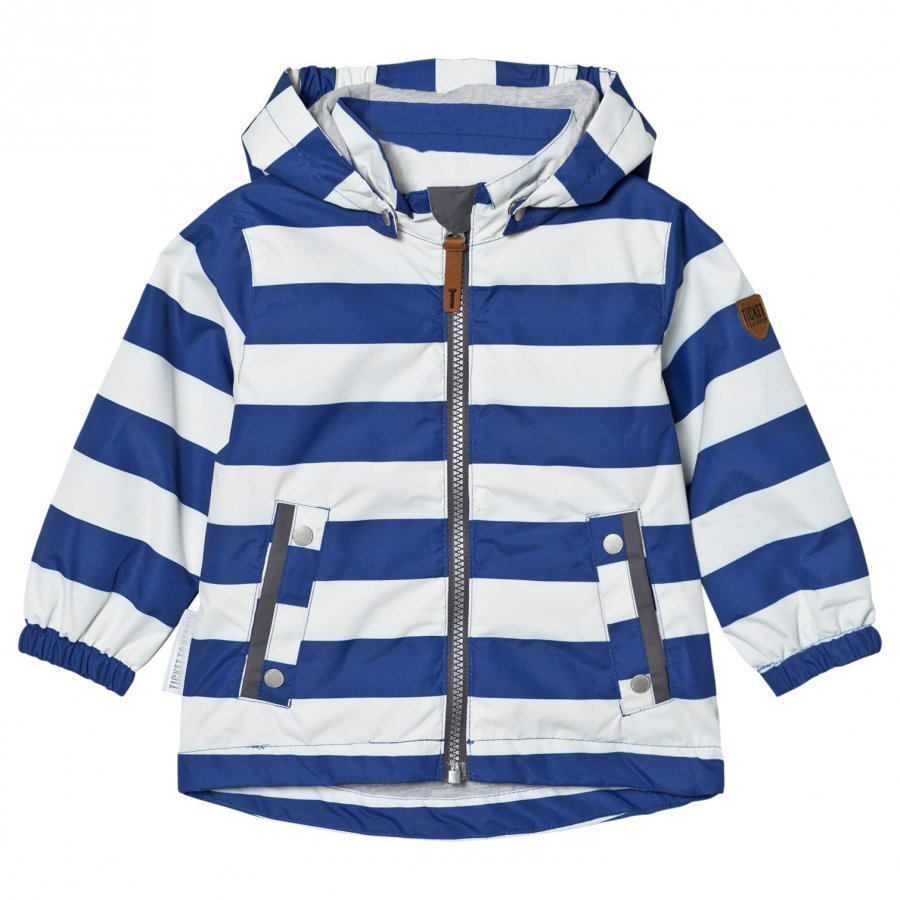 Ticket To Heaven Jacket Klas True Blue Stripes Kuoritakki