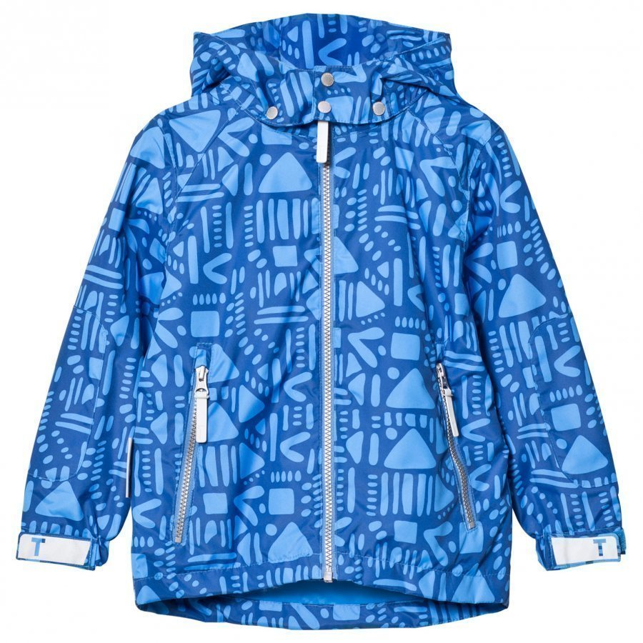 Ticket To Heaven Jacket Noland French Blue Kuoritakki
