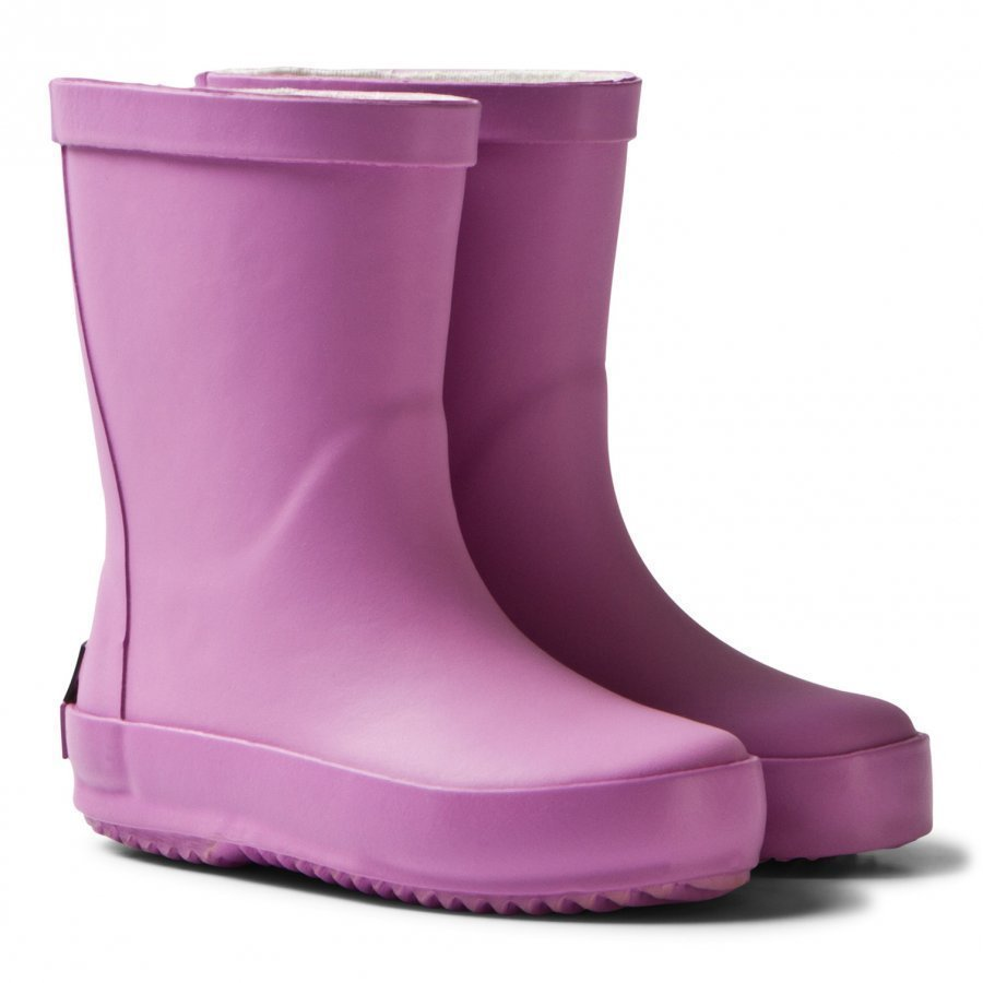 Ticket To Heaven Rubber Boots Violet Rose Kumisaappaat