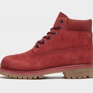 Timberland  6 Inch Premium Boot Punainen