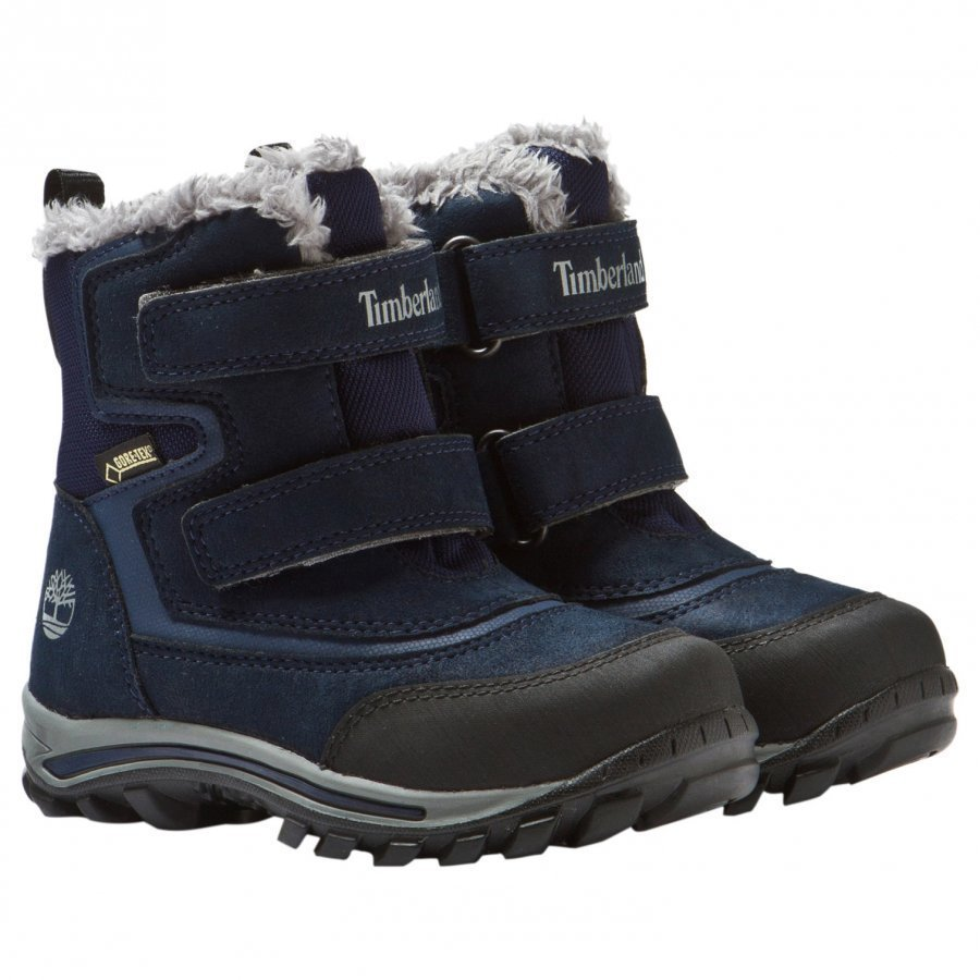 Timberland Chillberg 2-Strap Boots Black Iris Talvisaappaat