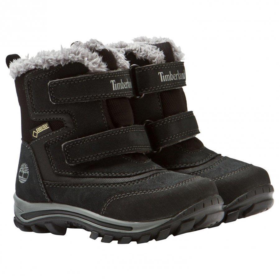 Timberland Chillberg 2-Strap Boots Black Talvisaappaat