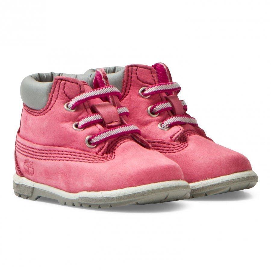 Timberland Classic Pink Booties Vauvan Tossut
