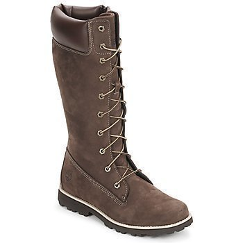 Timberland GIRLS CLASSIC TALL LACE UP WITH SIDE ZIP saappaat