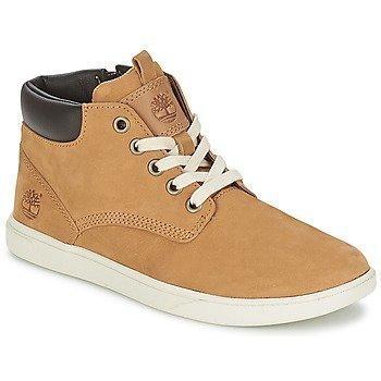 Timberland GROVETON LEATHER CHUKKA korkeavartiset kengät