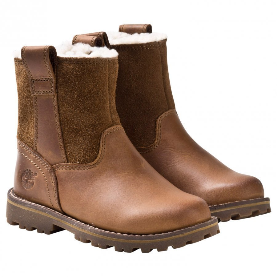 Timberland Junior Asphalt Chestnut Ridge Light Brown Nilkkurit