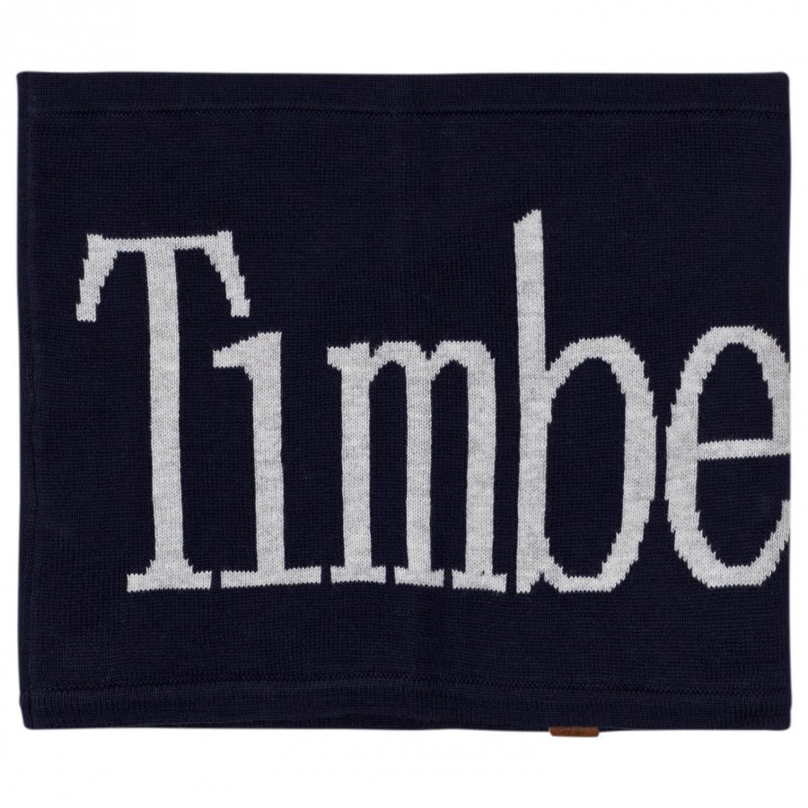 Timberland Navy Branded Snood Kietaisuhuivi