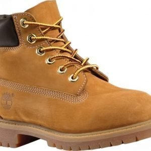 Timberland Nilkkurit 6in Premium WP Toddler Wheat Nubuck