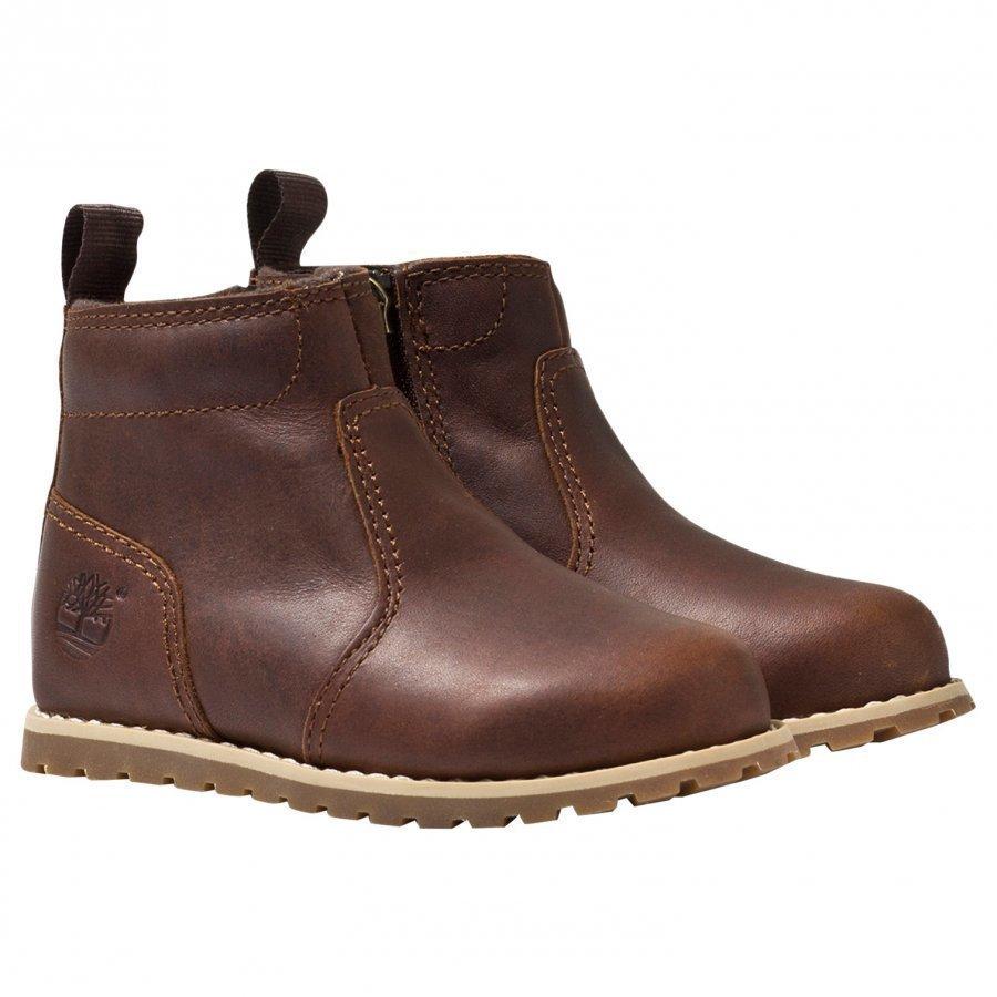Timberland Pokey Pine Chukka Boots With Dark Rubber Nilkkurit