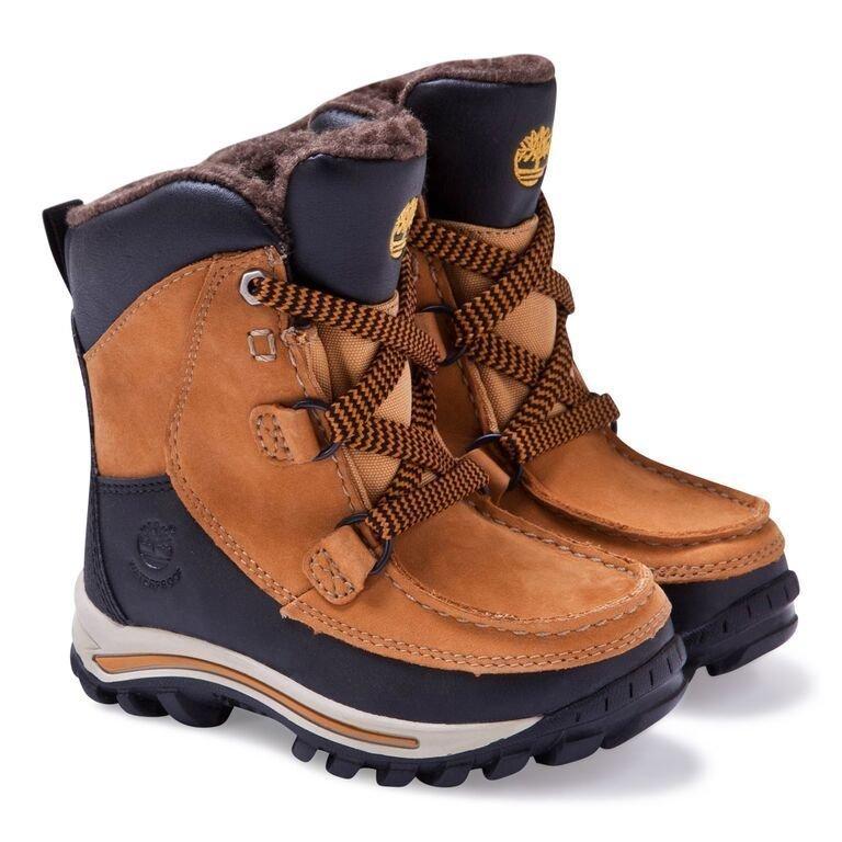 Timberland Rime Ridge Boots Wheat Talvisaappaat