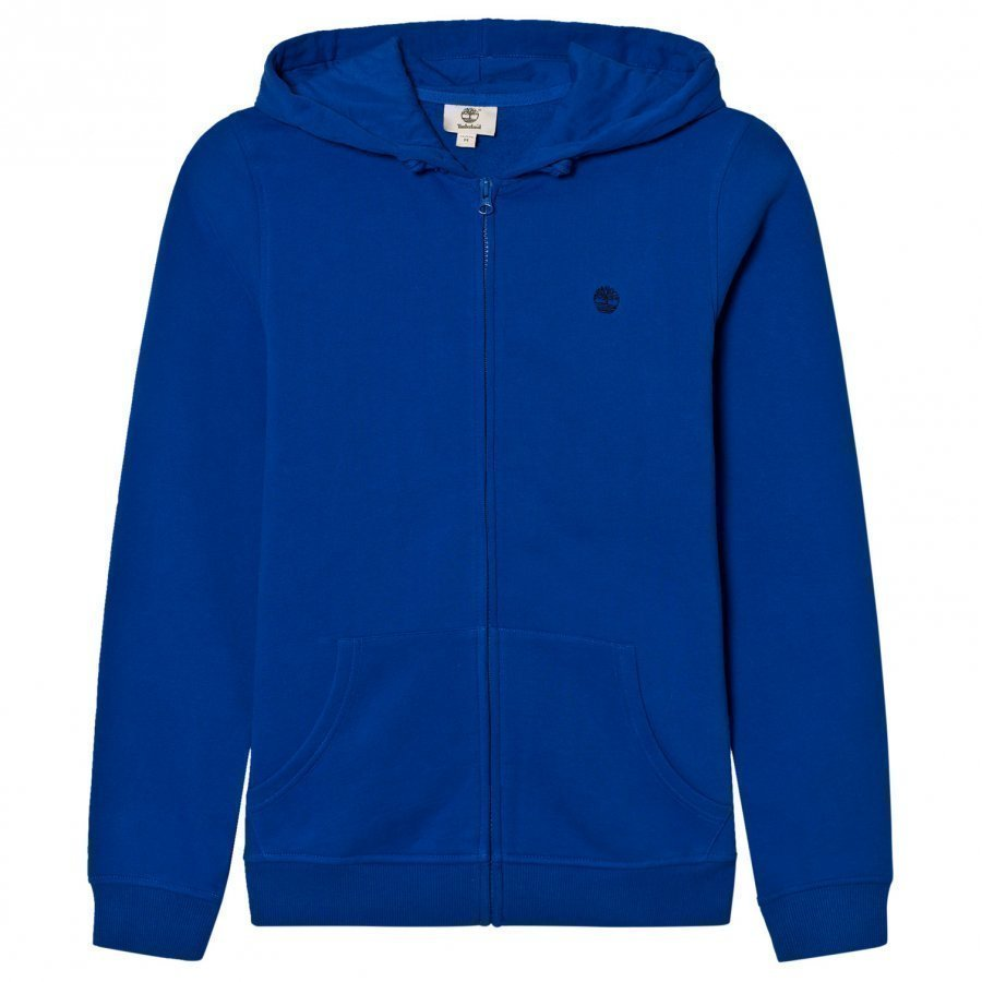 Timberland Royal Blue Tree Logo Hoody Huppari