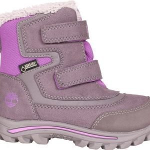 Timberland Talvisaappaat Chillberg 2-Strap GTX Toddler Eiffel Tower