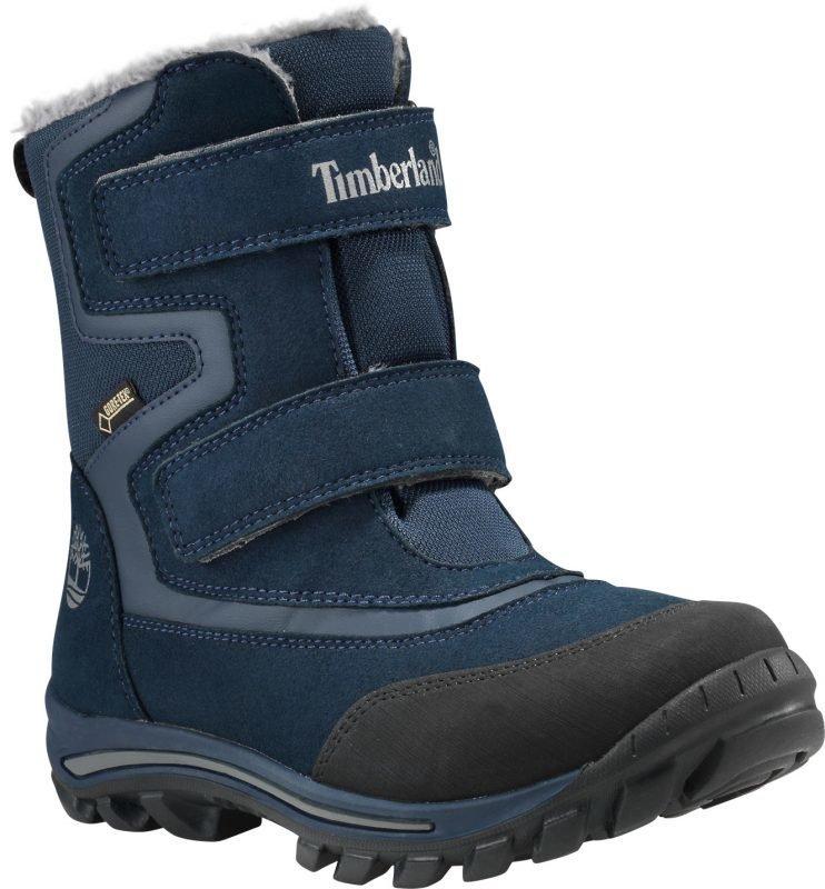 Timberland Talvisaappaat Chillberg 2-Strap GTX Youth Black Iris ... 5fe2b2d1c6
