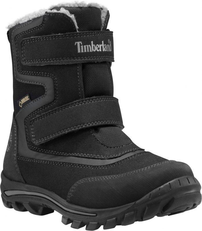 Timberland Talvisaappaat Chillberg 2-Strap GTX Youth Black ... f1c8e9856a